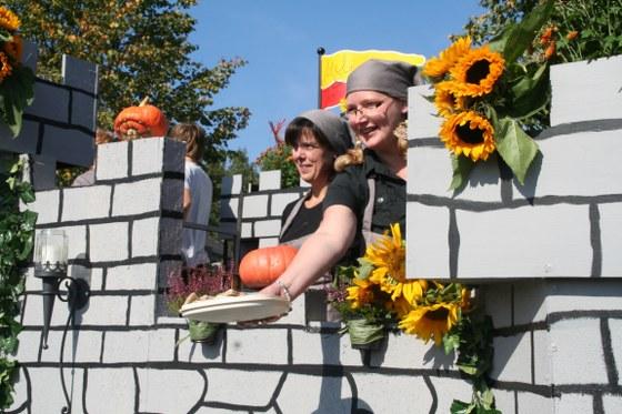 Liemke erlebte ein prächtiges Erntedankfest.