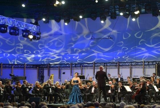 NRW-Sommerkonzert in Halle