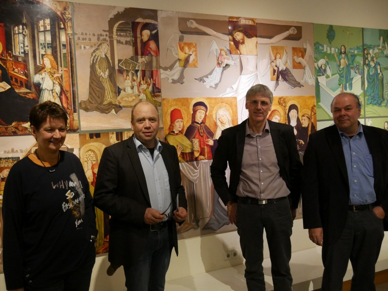 Die Museumsnacht in der Abtei in Liesborn hat wieder zahlreiche Besucher angelockt.