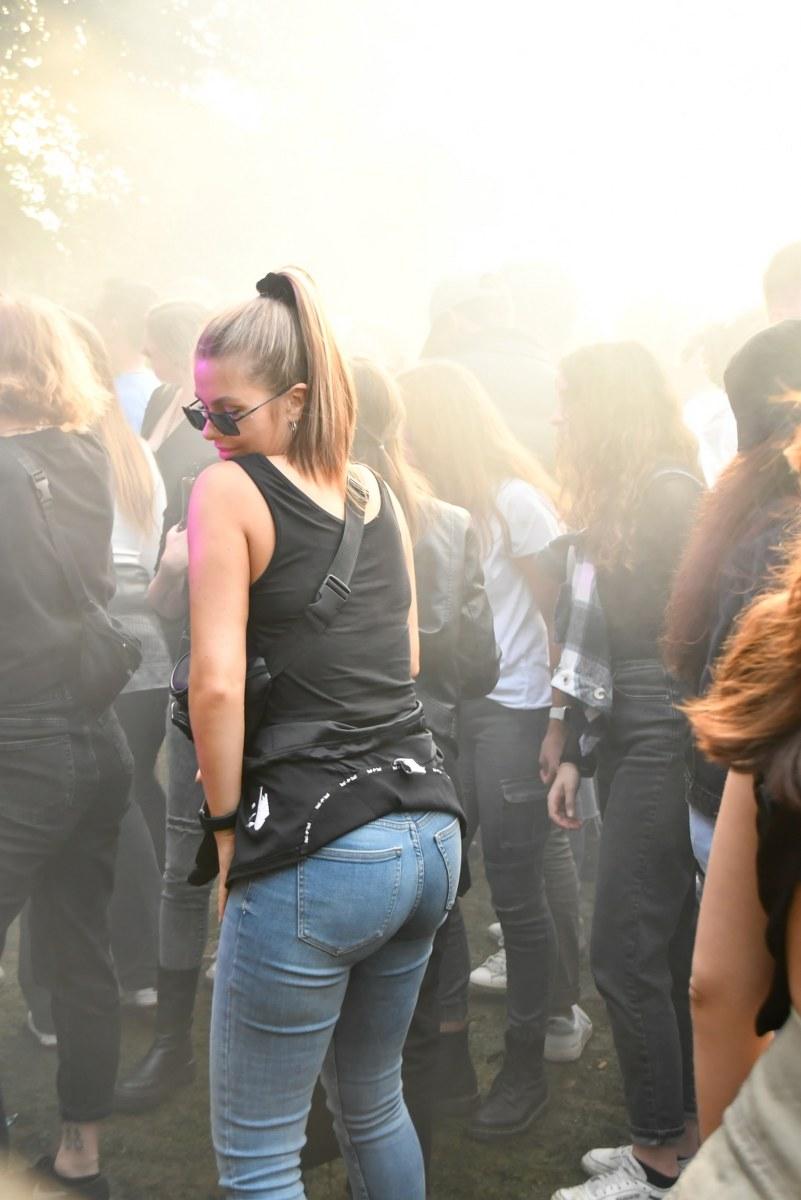 Beste Stimmung bei den Wapelbeats in Gütersloh Foto: Tschackert